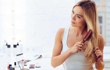 Правила ухода за волосами, которые поддаются влиянию укладочных средств