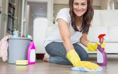 Всё по списку: средства для уборки, которые должны быть в каждом доме