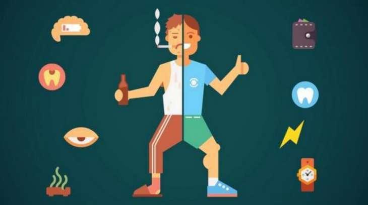 10 причин, чтобы отказаться от вредных привычек