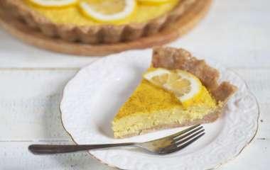 Рецепт приготовления лимонного пирожного в домашних условиях