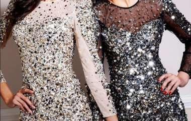 Какое платье выбрать на Новый год?