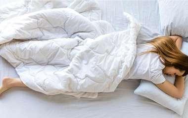 Сомнолог поделилась секретами полноценного сна
