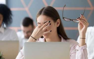 Топ-9 причин синдрома сухого глаза у здорового человека