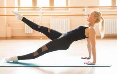 5 упражнений, чтобы всегда выглядеть молодой