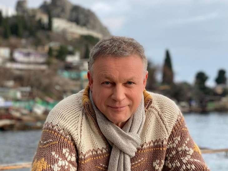 Сергей Жигунов заразился коронавирусом