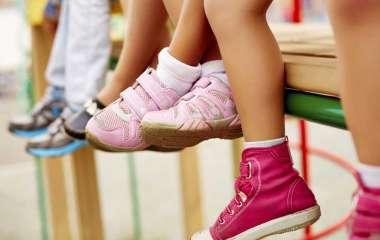 Выбираем обувь к школе