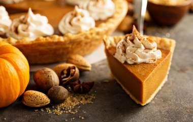 Рецепты тыквенных пирогов