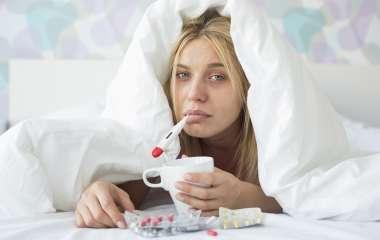 Привычки, которые позволят вам справиться с простудой гораздо быстрее