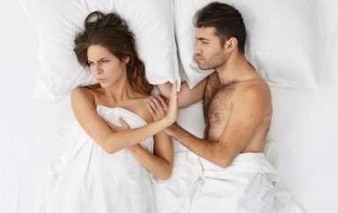 Почему девушка не хочет секса и что делать