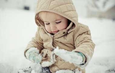 Как одевать ребенка зимой