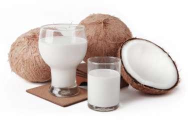 Кокосовое молоко: польза для здоровья