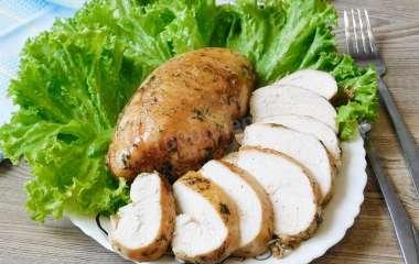Как запечь куриное филе в рукаве?