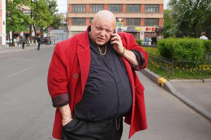Стас Барецкий попал в полицию после репетиции марафона с гробами