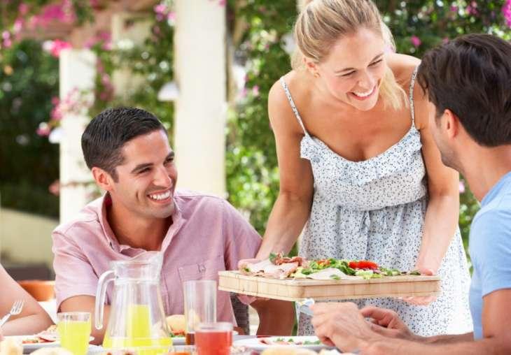4 лучшие диеты для жаркого лета