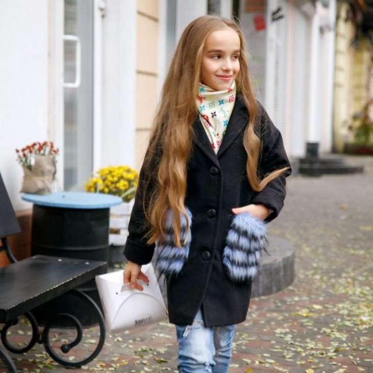 Детская зимняя мода 2021-2022