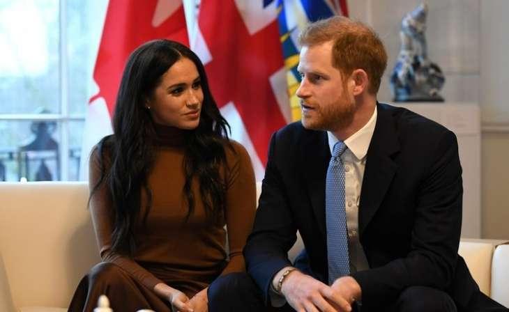Меган Маркл и принц Гарри хотят спасти репутацию с помощью Елизаветы II