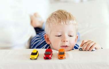 Выбираем безопасные игрушки для ребенка