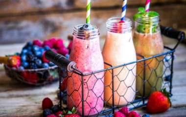 Полезная альтернатива сокам: смузи для крепкого здоровья и фигуры