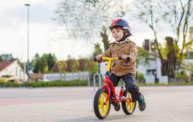 Детский велосипед: абсолютная польза для ребенка