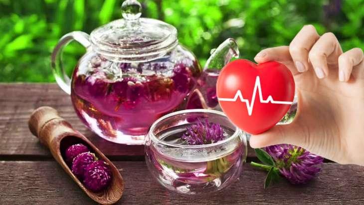 Против тромбов и для сердца: назван простой, но полезный цветочный чай