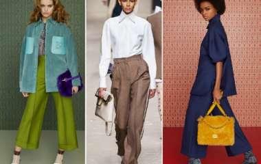 7 самых модных моделей брюк на осень 2020