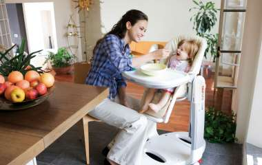 Как подготовить комнату для ребенка