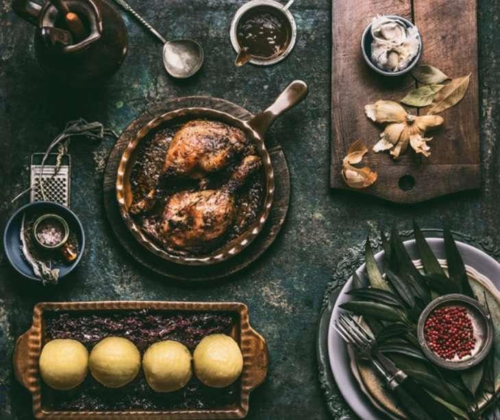 Рецепт из прошлого: утка из меню античного трактира в Помпеях