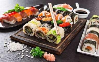 Качественная доставка суши в Ирпене
