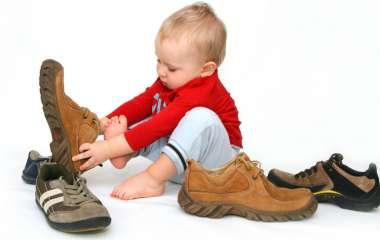Недорогая детская обувь для розничной торговли