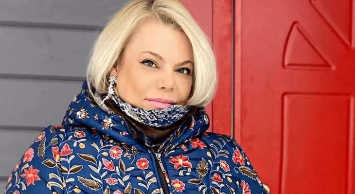 Яна Поплавская впервые стала бабушкой