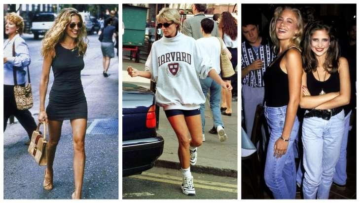 Мы не скучали, а они вернулись. 5 бьюти-трендов из 90-х, которые снова в моде