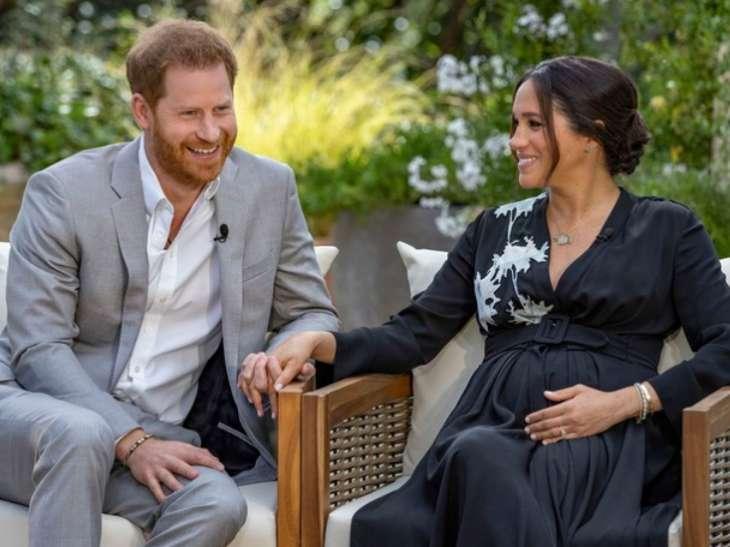 Принц Гарри и Меган Маркл номинированы на «Эмми». Почему пара конкурирует с лучшими актерами на планете?