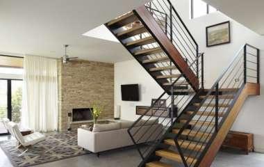 Лестница, как декоративный элемент