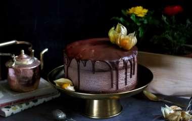 Пошаговый рецепт приготовления Пражского торта
