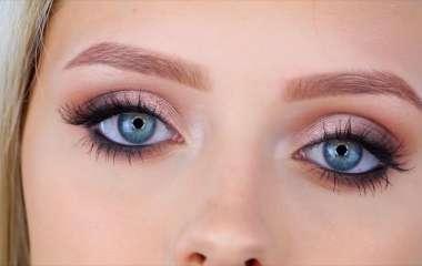 Выбор теней под цвет глаз