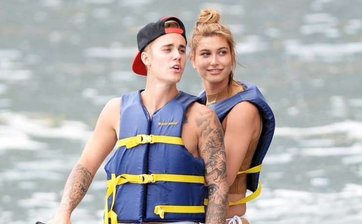 Джастин и Хейли Бибер отдыхают на Гавайях