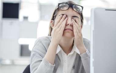 Как избавиться от усталости глаз после долгой работы за компьютером