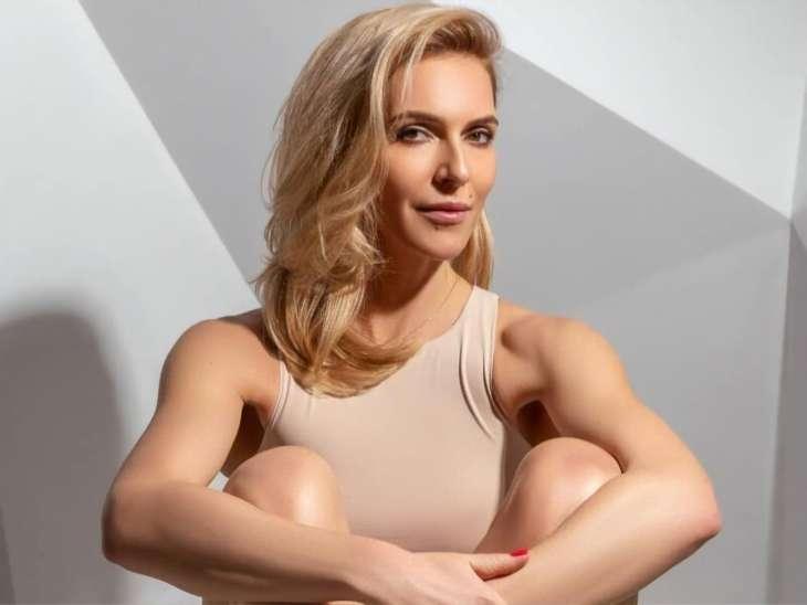 Экс-жена Узелкова очаровала роскошным видом и стальным прессом