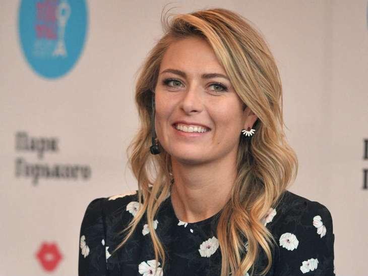 Мария Шарапова объявила о помолвке с другом принца Гарри