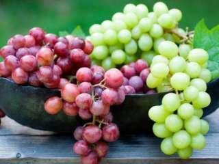 Диетолог назвала самые полезные виды винограда