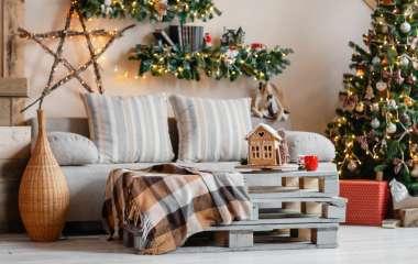 Новогодний декор: как не нужно украшать помещение