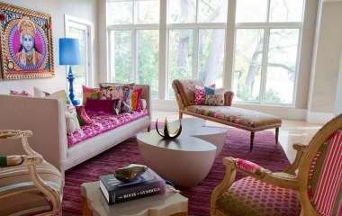 Индийский стиль в интерьере дома