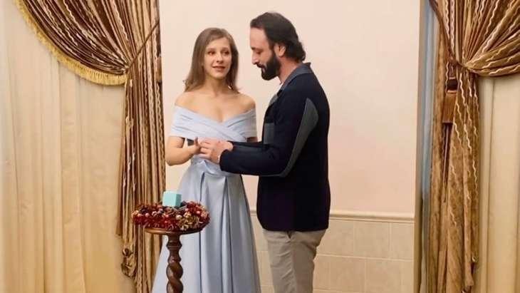 Илья Авербуха и Лиза Арзамасова отдыхают в Сочи