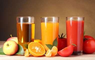3 самых полезных сока для организма