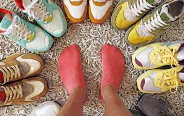 Как выбрать спортивную обувь. Кроссовки