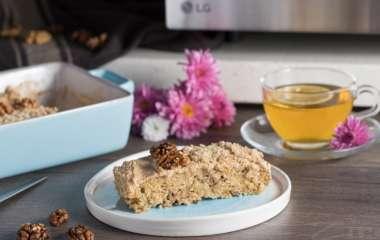 Рецепт орехового торта от Latte Cafe