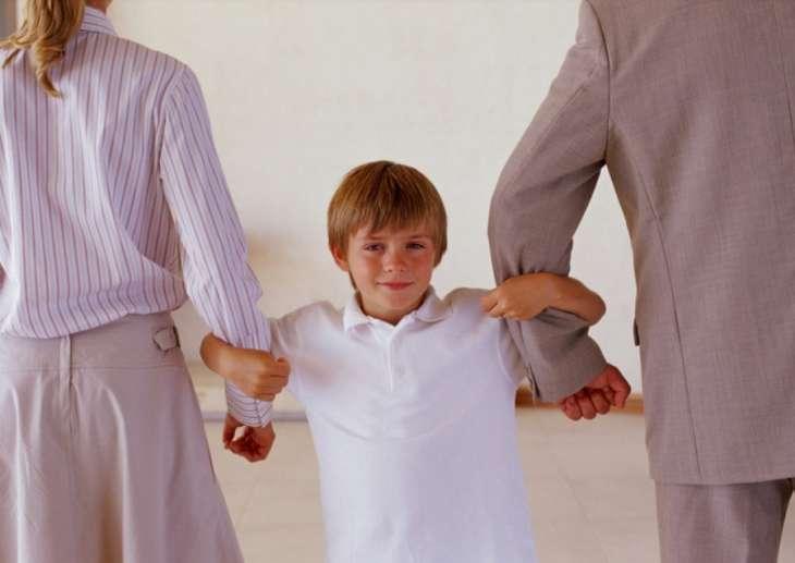 Папа ушел от нас: как правильно объяснить ребенку, что его родители разводятся