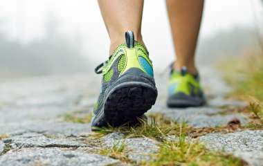 Пешие прогулки - ключ к быстрому похудению