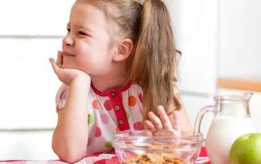 Ребенок плохо кушает, как поднять аппетит