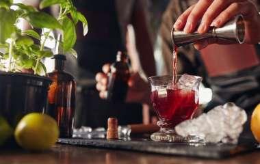 Рецепты алкогольных коктейлей для праздничного стола